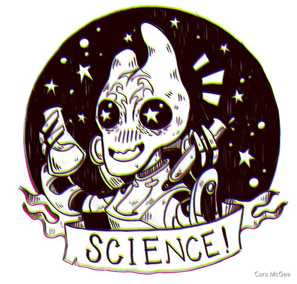 Science!!! by Cara McGee