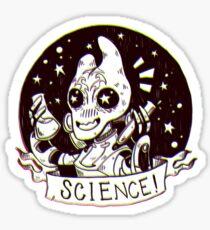 Science!!! Sticker