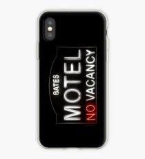 Bates Motel - Neon Sign - iPhone Case iPhone Case