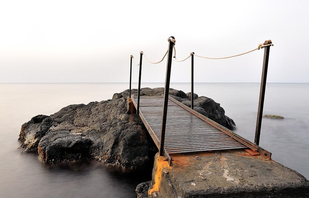 Bridge to nowhere by Peppedam