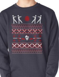 Zombie Christmas Shirt Pullover