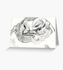Baby Bird Greeting Card