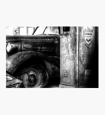 Old Abandoned Car 04 Photographic Print