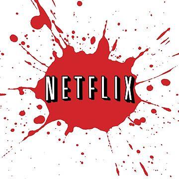 Netflix Splatter by luckynewbie