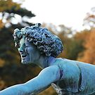 Fountain detail - Den Brandt Castle by Gilberte