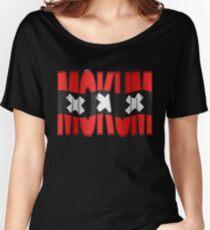 Mokum + Amsterdam vlag Women's Relaxed Fit T-Shirt
