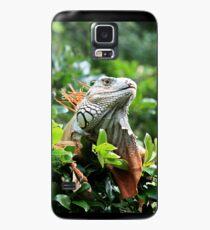 Red Iguana Case/Skin for Samsung Galaxy