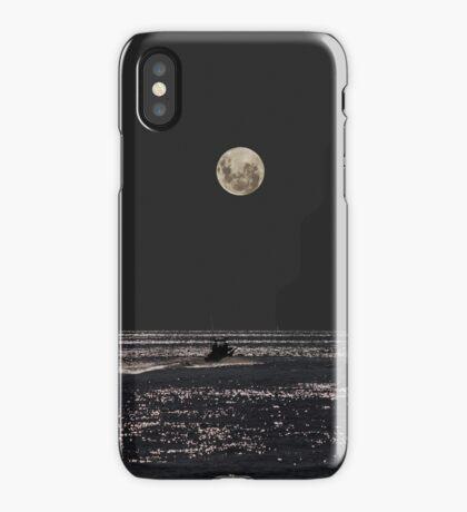 Night Boat Ride iPhone Case/Skin