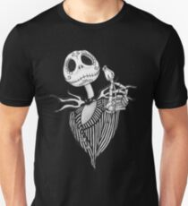 Sugar Skull Jack Skellington Unisex T-Shirt