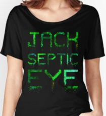 Crumbled Pixels | JackSepticEye Women's Relaxed Fit T-Shirt