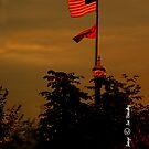 That star-spangled banner yet wave by © Joe  Beasley IPA