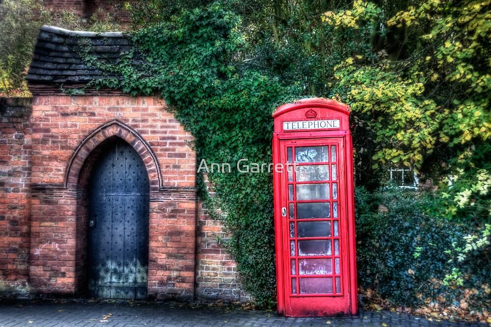 The Great British Telephone Box by Ann Garrett