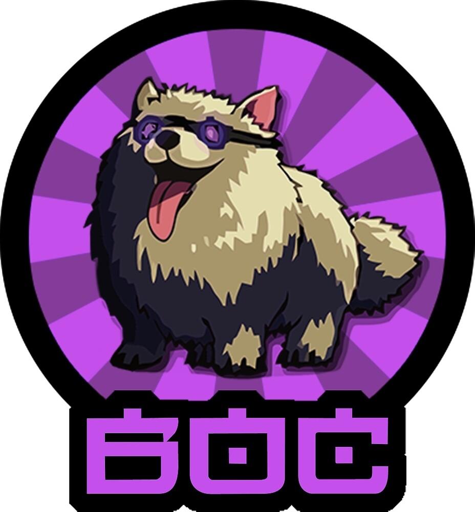 """Future Hypedog """"BoC"""" Logo by Roxyn"""