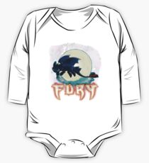 Toothless Dragon Night Fury Kids Clothes
