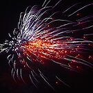 Guy Fawkes fire work by jaffa