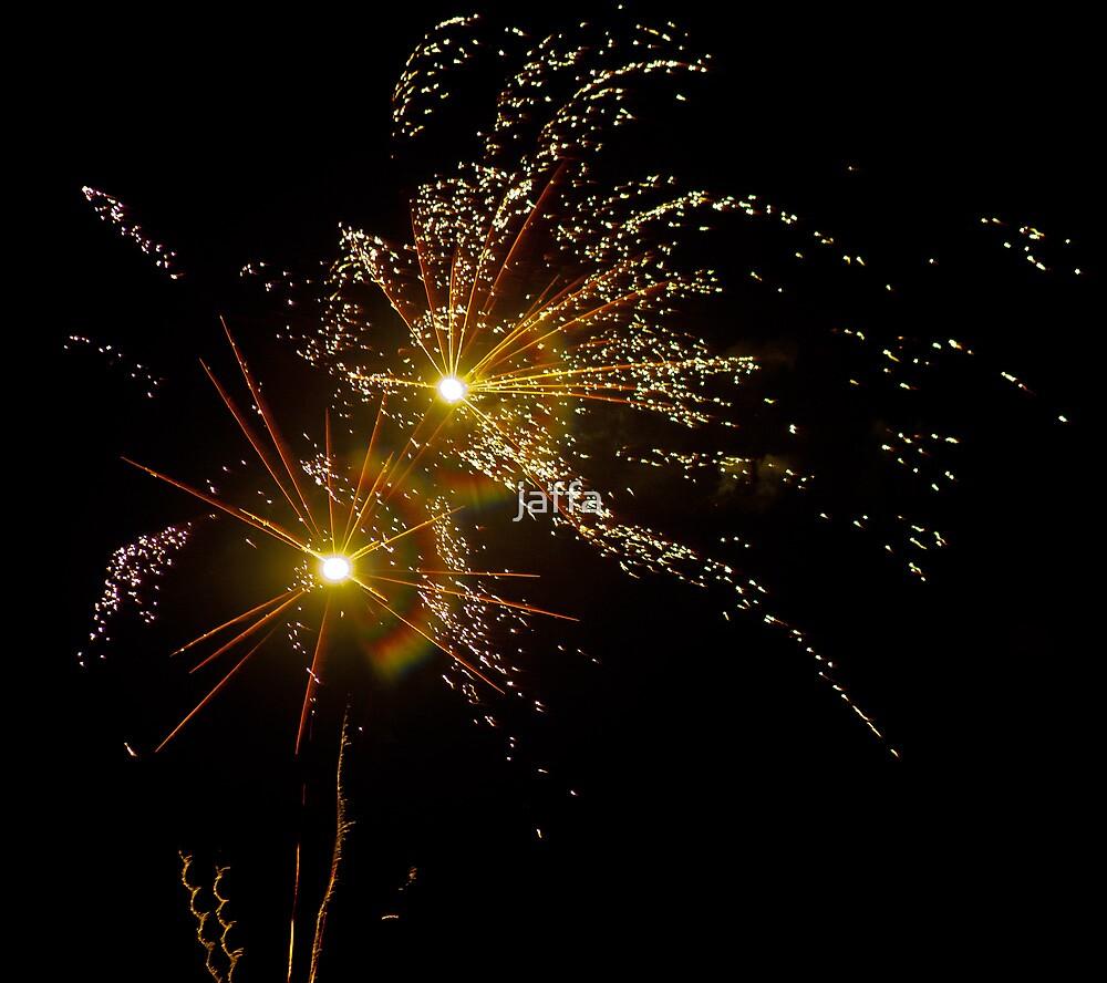 Firework by jaffa
