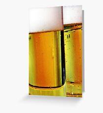 """""""Kölsch"""" - Fine Beer of Cologne Greeting Card"""
