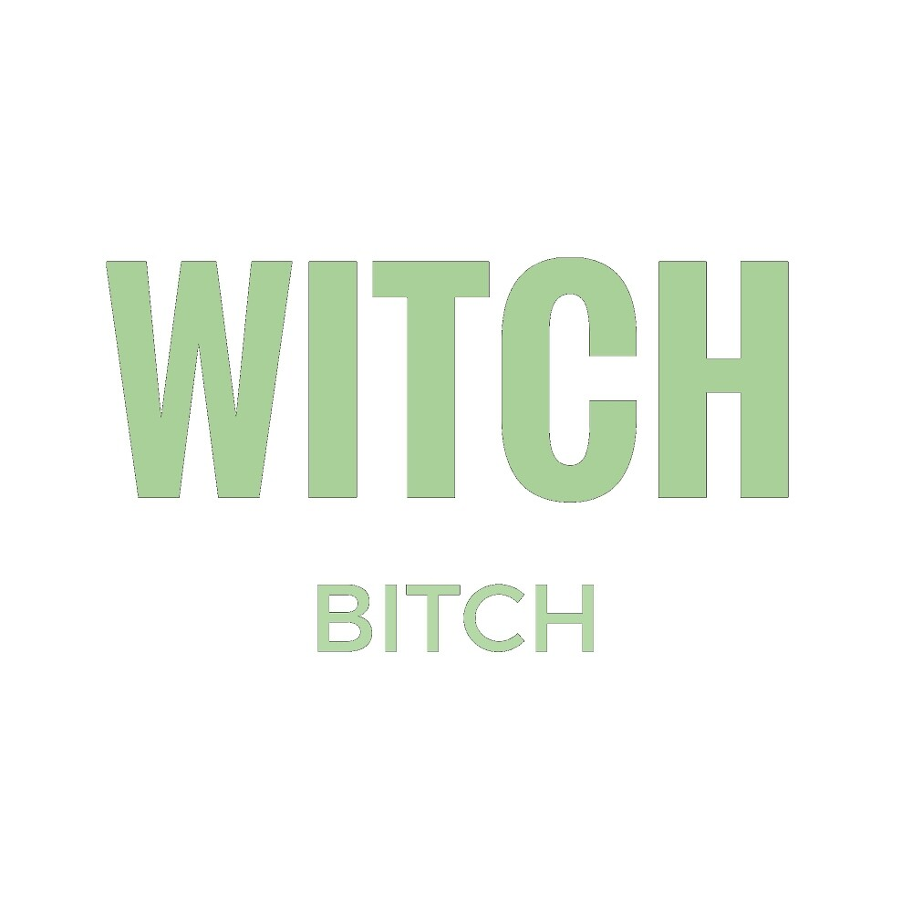 WITCH BITCH by mantis-core