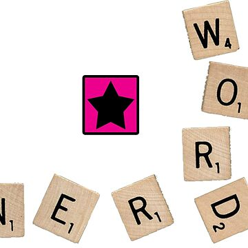 Word Nerd by pelclothing