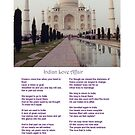 photo of taj[mine] and a poem [also mine] by annieannie