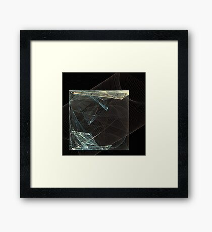 Fractal Dreams #2 Framed Print