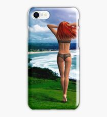 Fantasy at Lennox Head iPhone Case/Skin
