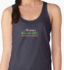 True Blood: Merlotte's BAR and GRILL Women's Tank Top