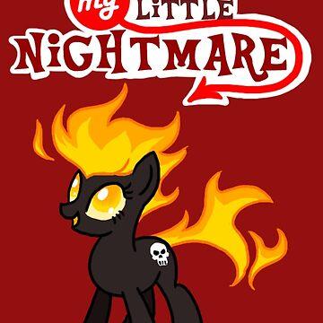 My Little Nightmare by JacobBlackmon
