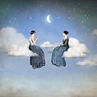 Wind, Clouds and Tea von ChristianSchloe