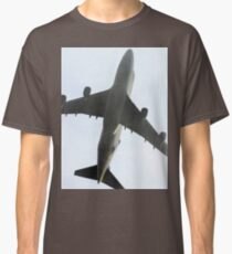 Ted New Jet In The Fog  Classic T-Shirt