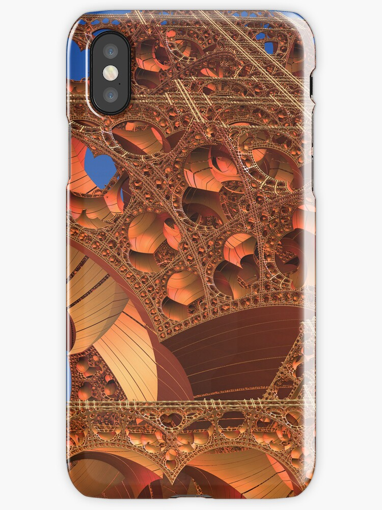 Amphitheater I Phone Case by Peter Berry