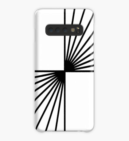 Helmholtz's angle expansion Case/Skin for Samsung Galaxy