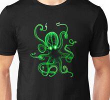 Octopus Green Unisex T-Shirt