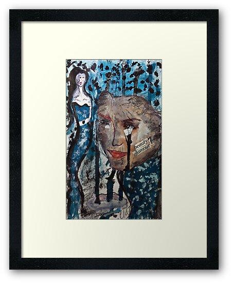 Idealized Blues of Mine... by C. Rodriguez