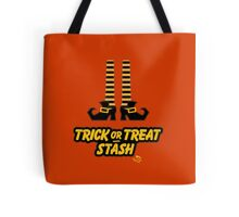 Witch Shoes Trick or Treat Stash Tote Bag