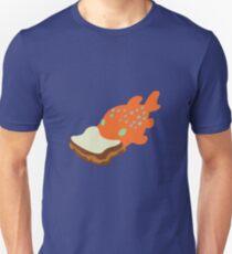 Pudge the Fish  Unisex T-Shirt
