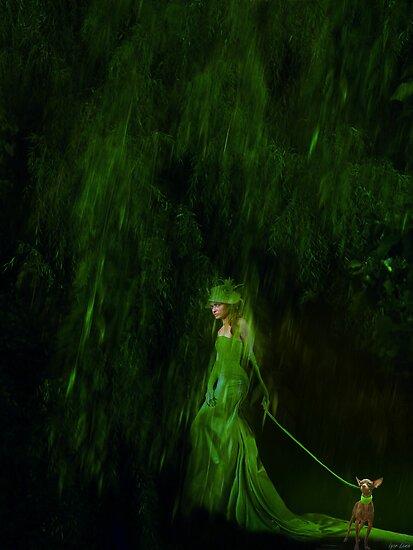 Stroll Into Green by Igor Zenin