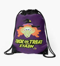 Witch Trick or Treat Stash Drawstring Bag