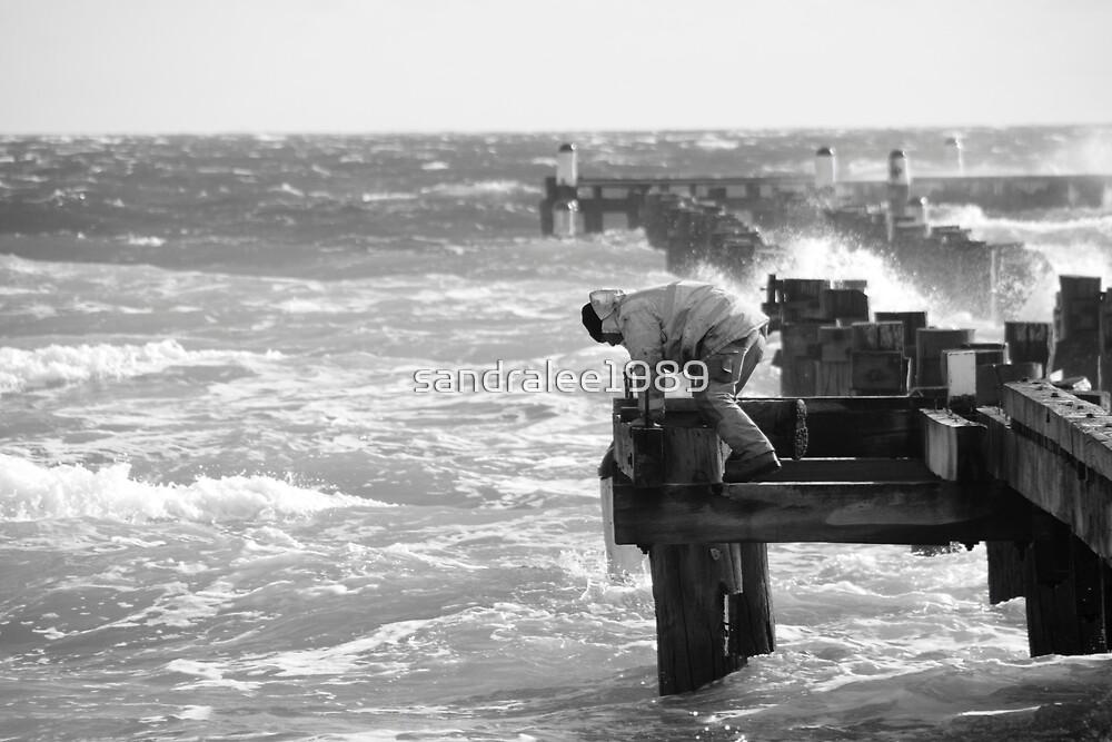Pier Destruction by sandralee1989