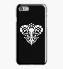 Aries White iPhone case iPhone Case/Skin