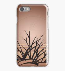 Art Deco Sand Dune iPhone Case/Skin
