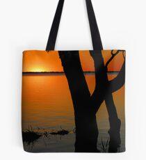 Lake Pammamaroo NSW Tote Bag