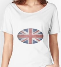 UNION JACK FLAG Women's Relaxed Fit T-Shirt