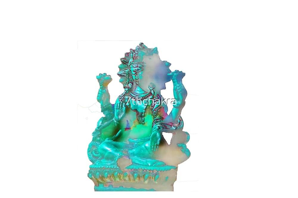 Lakshmi  by 7thchakra