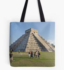 Chichen Itza (Colour) Tote Bag