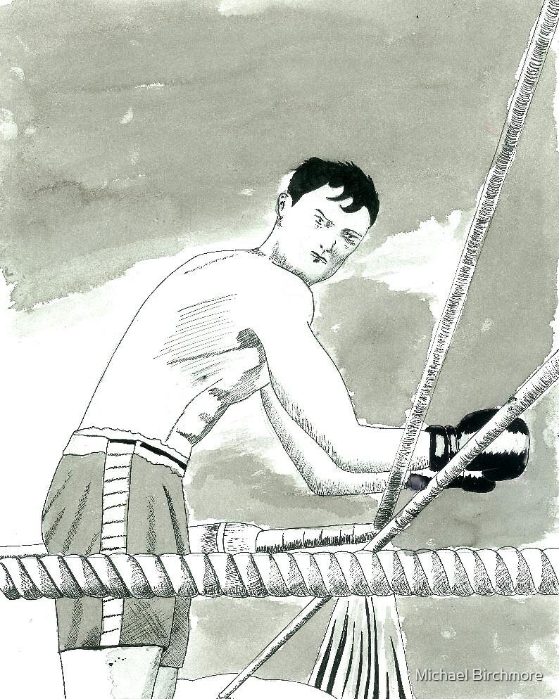 Boxer by Michael Birchmore