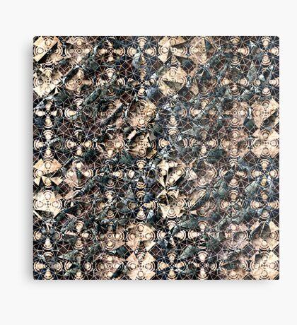 Pattern 21 Metal Print