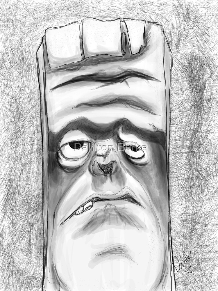 The Horror of Frenkenstein by Dahlton Loyd