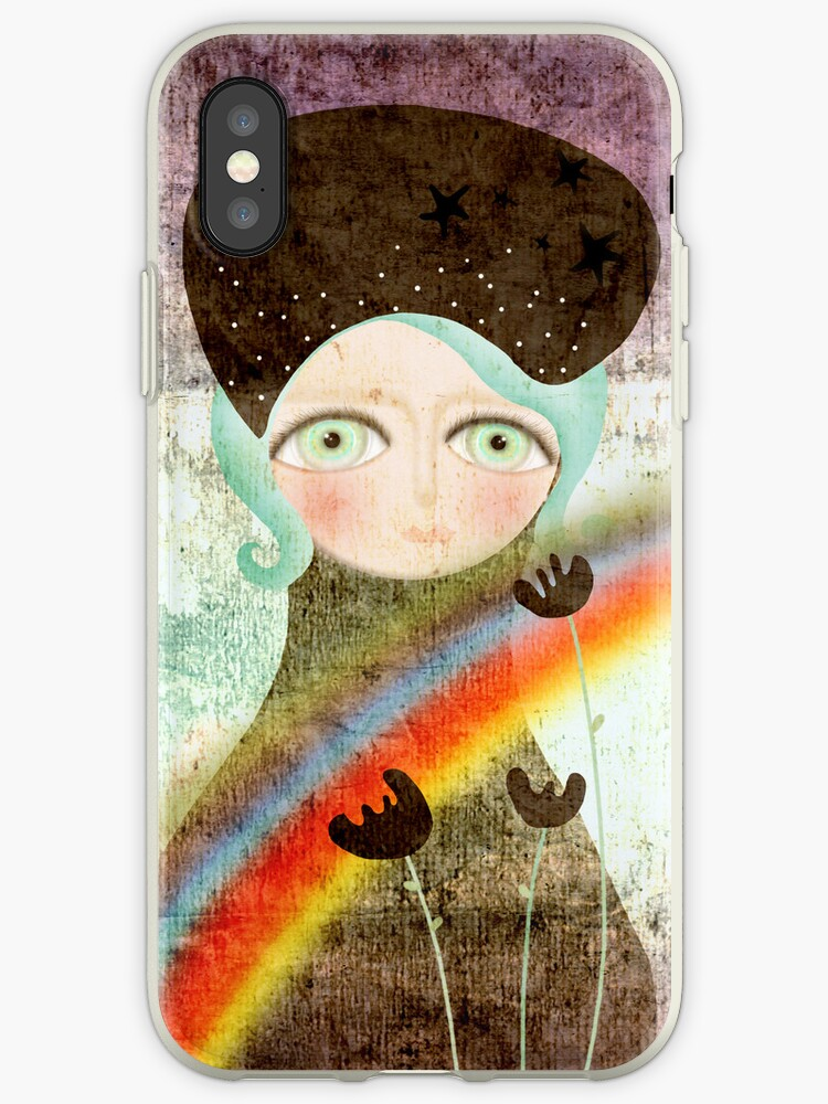 Russian Doll iphone case by rupydetequila