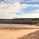 The Beach - Saltburn. by Trevor Kersley